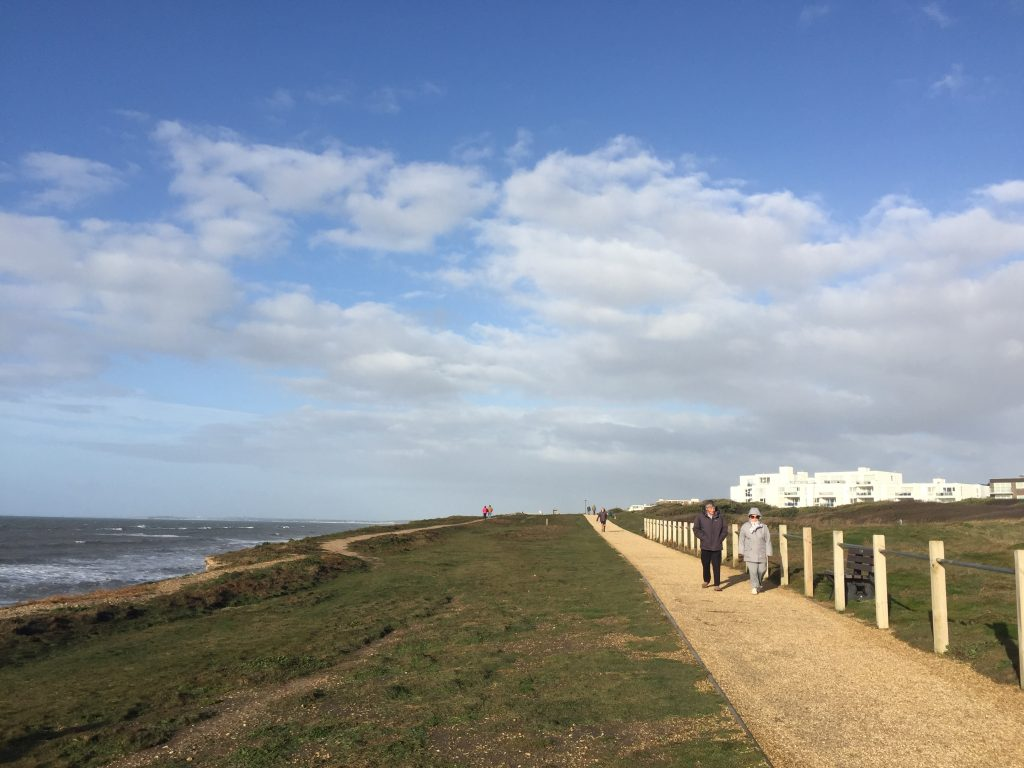 The Beach House, Milford on Sea review