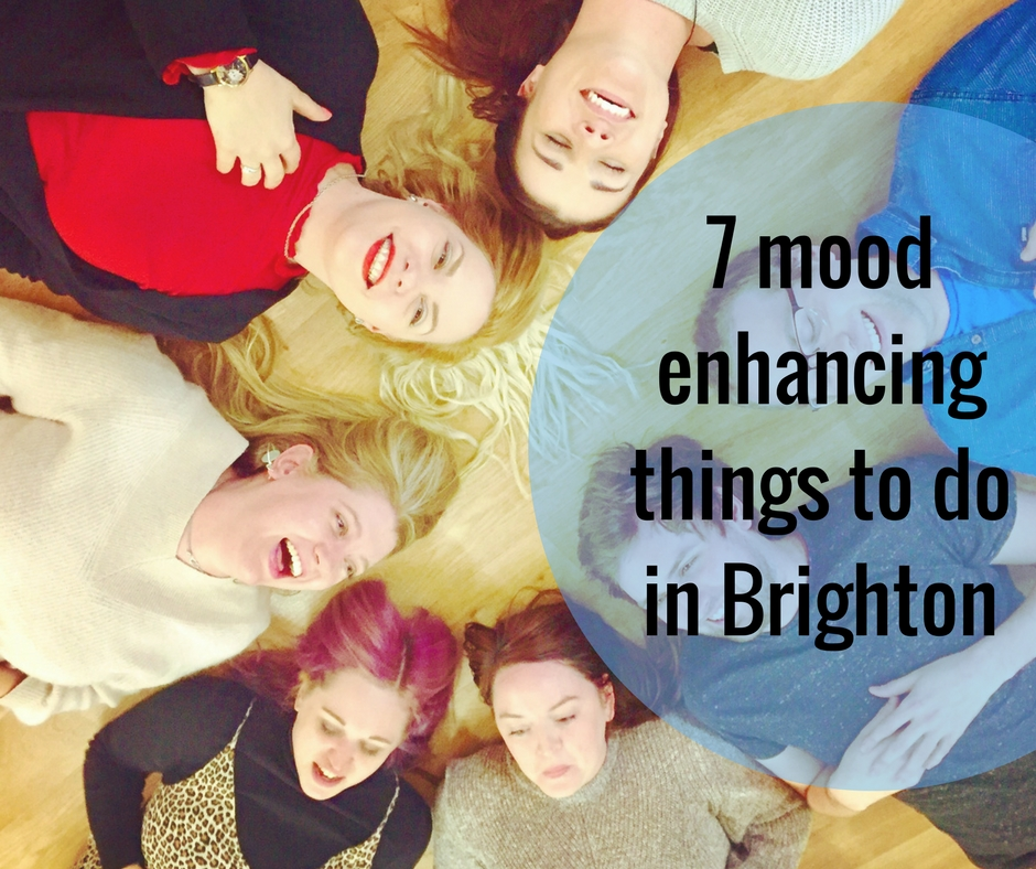 7 mood enhancing things to do in Brighton