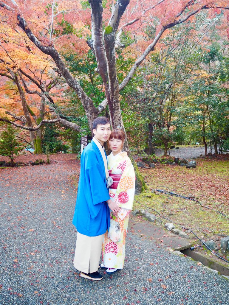 local date day in Japan - traditional dress