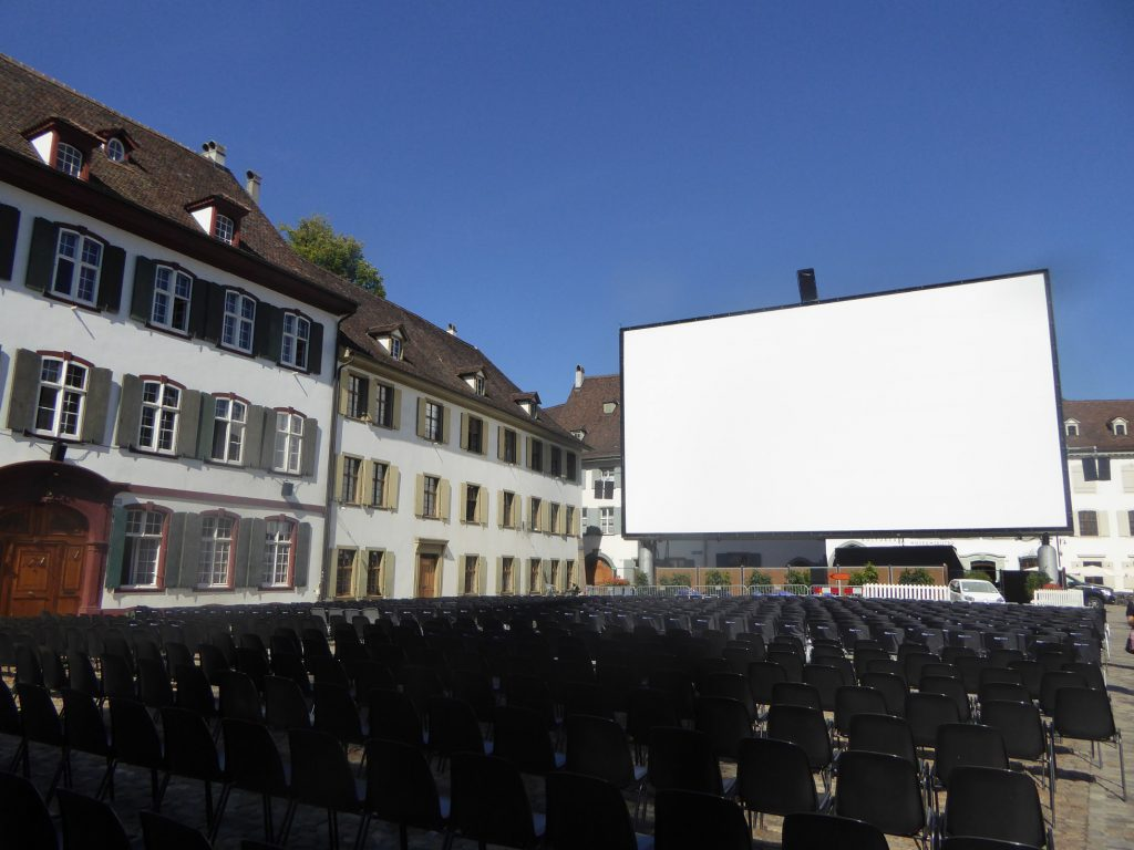 basel open air cinema