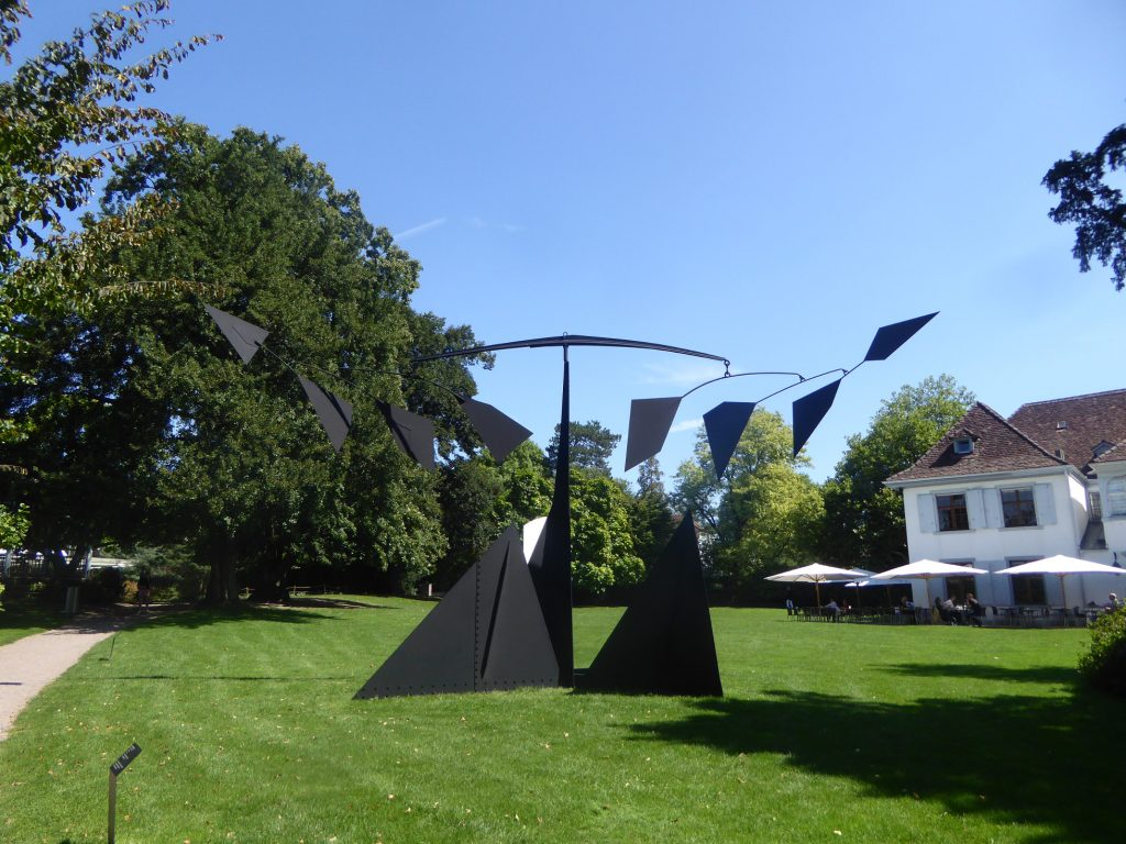 art at Fondation Beyeler