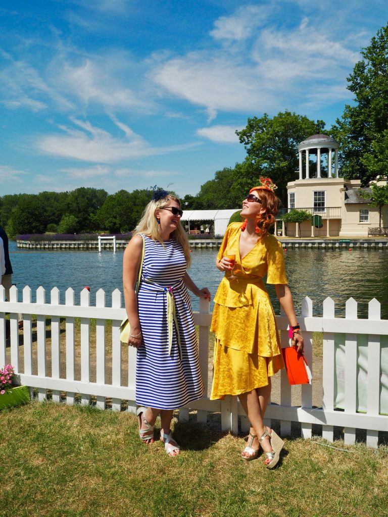 What to wear for Henley Royal Regatta - a day out with Debenhams