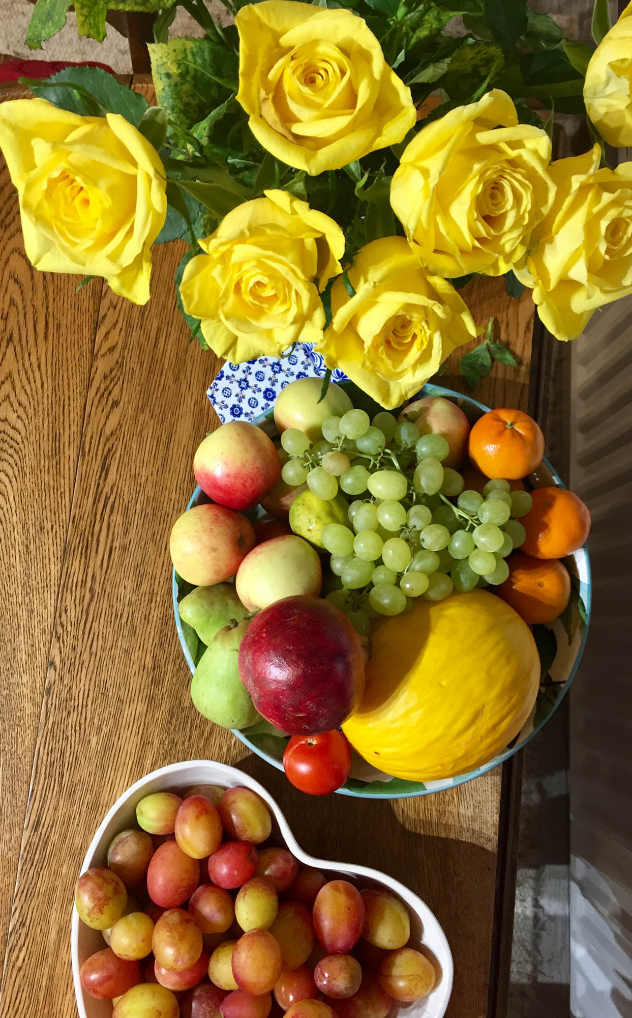 Thoughts on first 2 weeks of dieting - slimming world - fruit bowl