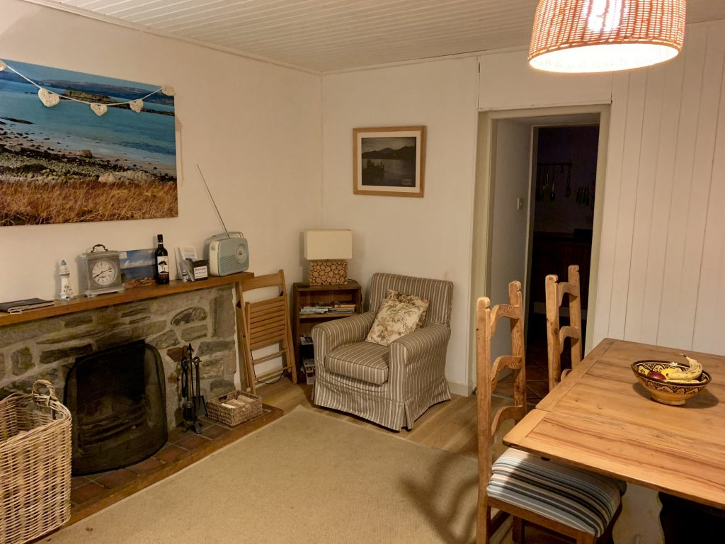 Camusblathen, Knoydart, Scotland dog friendly holiday