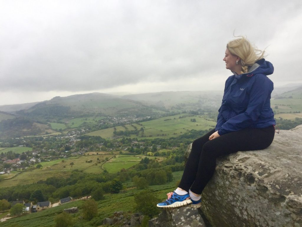 Peak District National Park Foundation Chair Jen lowthrop