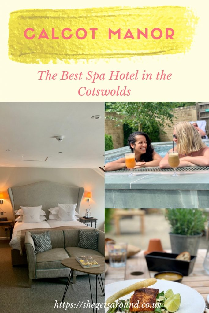 Calcot-Spa the best spa hotel in the cotswolds