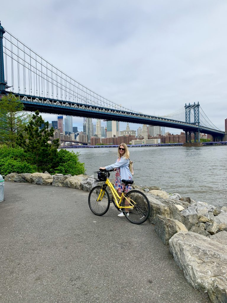 New York Pass - Brooklyn Bridge cycling