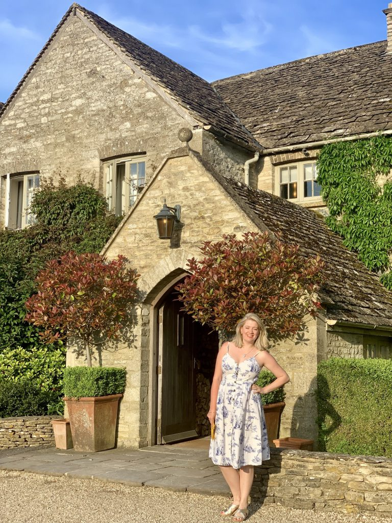 Calcot Manor review