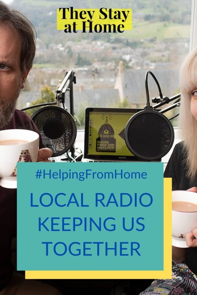 Helping from Home - Local Radio keeping us together