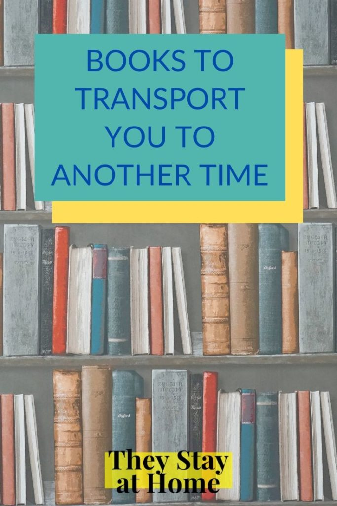book list to be transported back in time