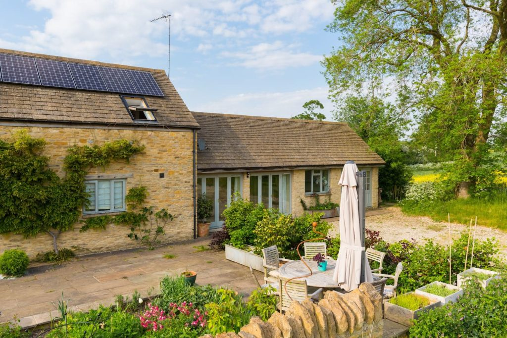 Helping from Home - Operation Recuperation - Chipping Norton Cottage
