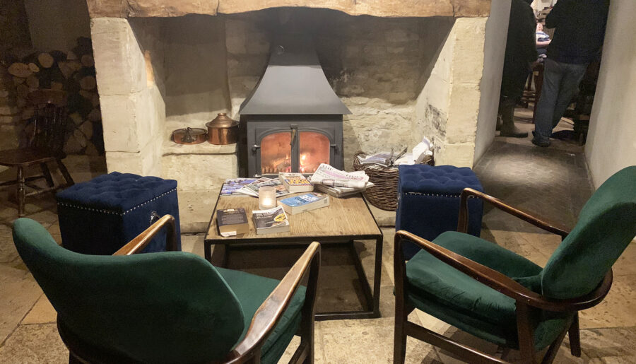 A Cosy Stay in the Cotswolds – The Plough, Cold Aston