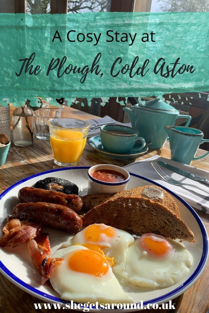 A cosy stay in the Cotswolds, The Plough, Cold aston