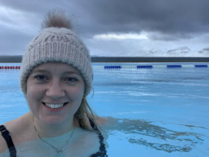Sundlaugin á Hofsósi - geothermal swimming pool in North Iceland