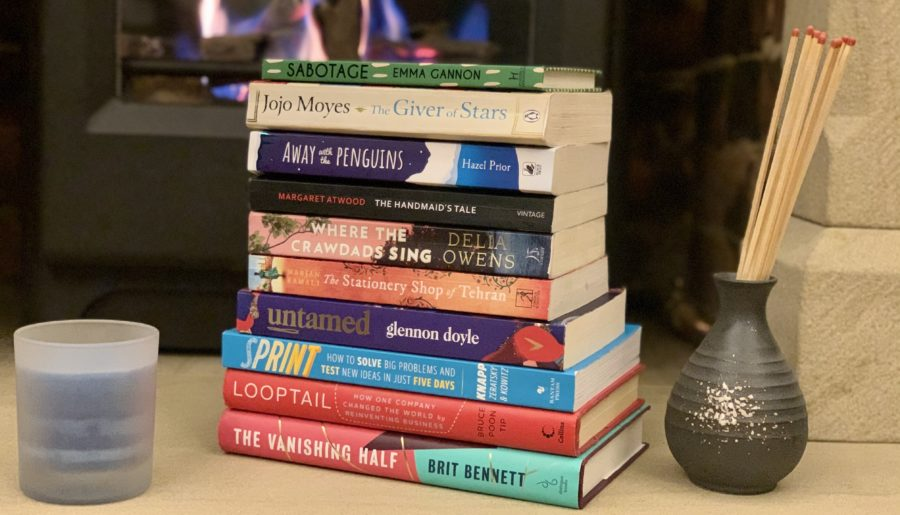 Best Books I Read (and why I didn't read as much) in 2020