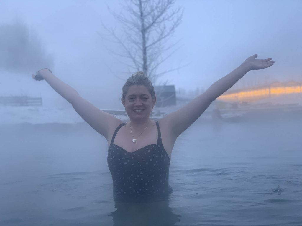 The Secret Lagoon - Gamla Laugin - best hot springs in West Iceland