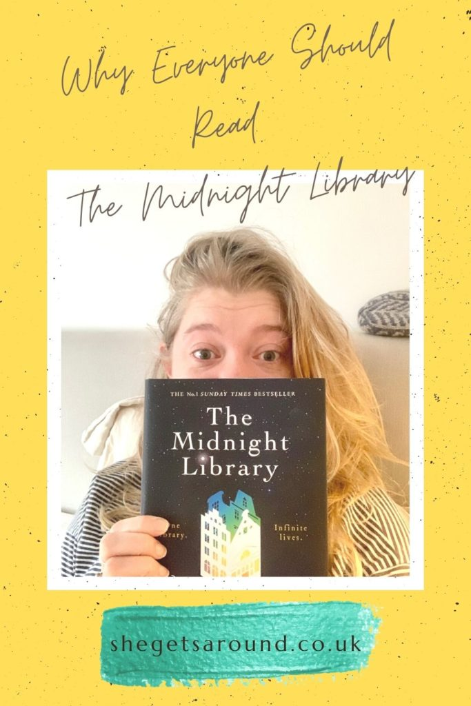 Why Everyone Should read The Midnight Library