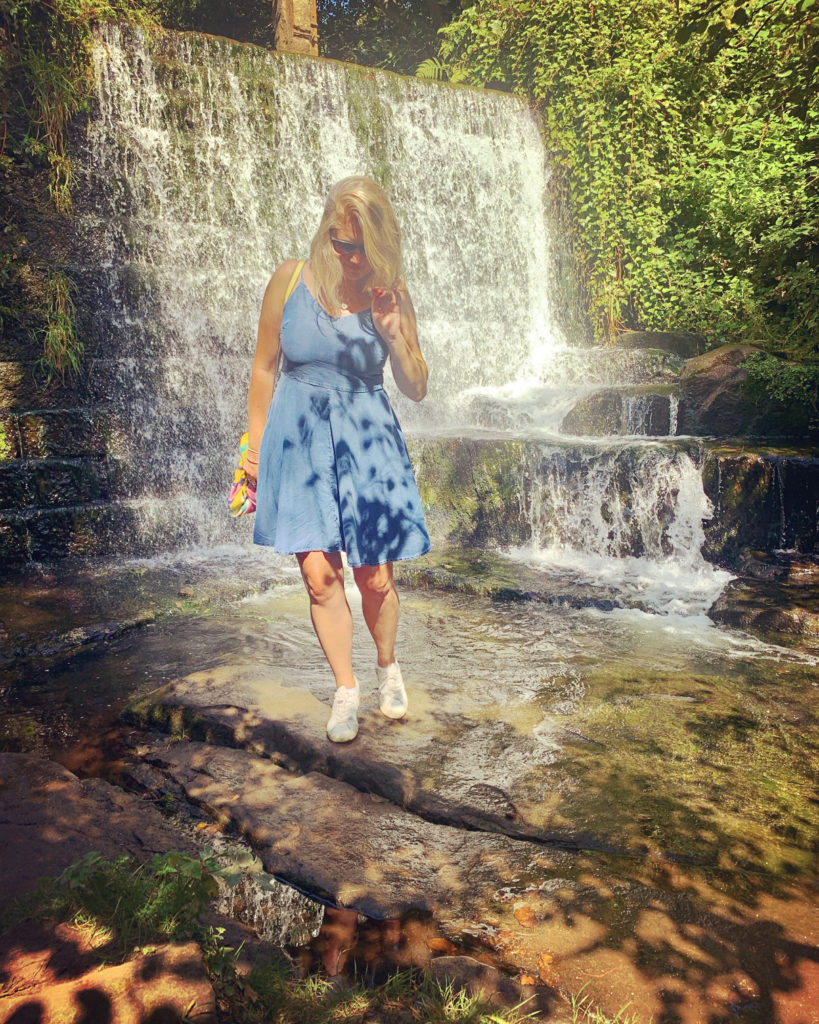 Lumsdale Falls in Matlock - Reasons why Matlock is the best place to live