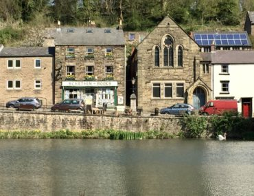 The Best Bookshop in Cromford