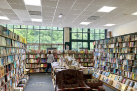 The best bookshops with cafes in Derbyshire