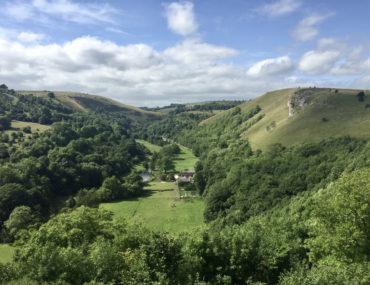 Views Across the Peak District