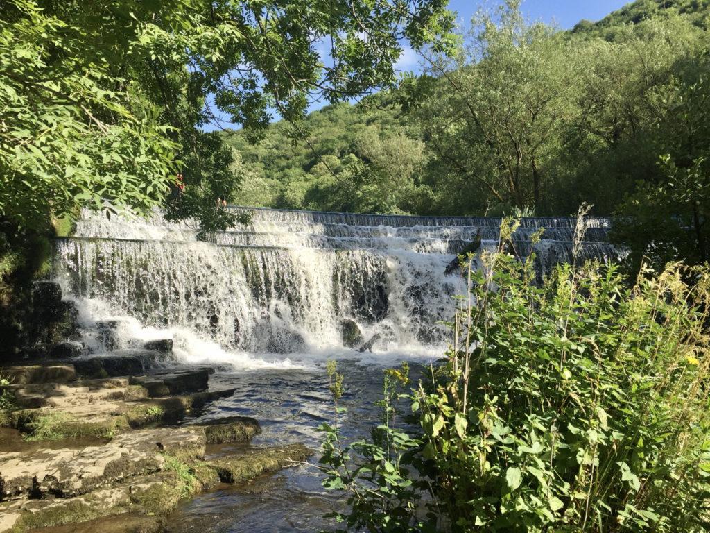 Waterfalls in the Peak District