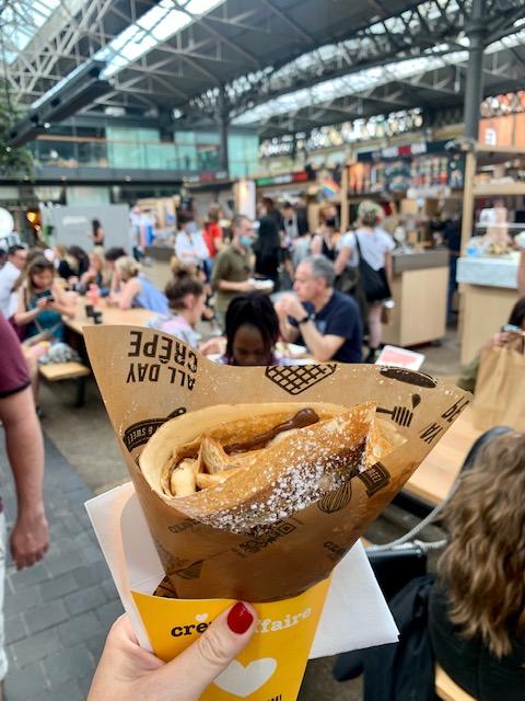 Spitalfields Market London, Weekend in Shoreditch