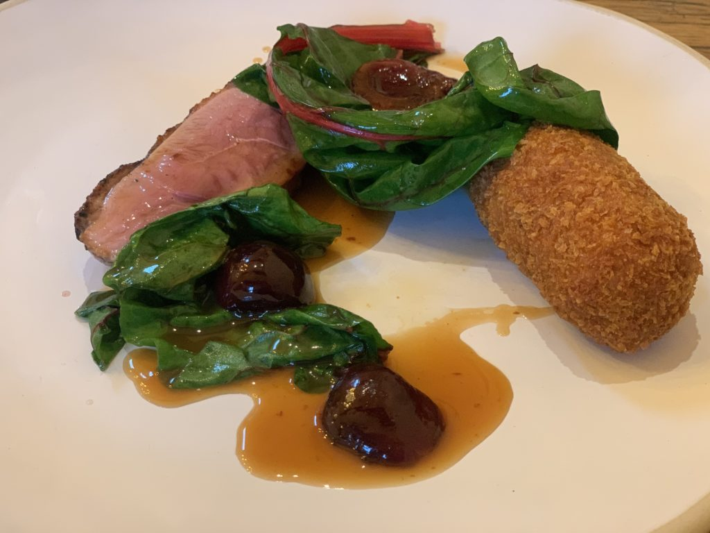 The Blind Bull at Little Hucklow - best fine dining pub in the peak district