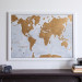 A week of prizes: Win a Scratch the World map
